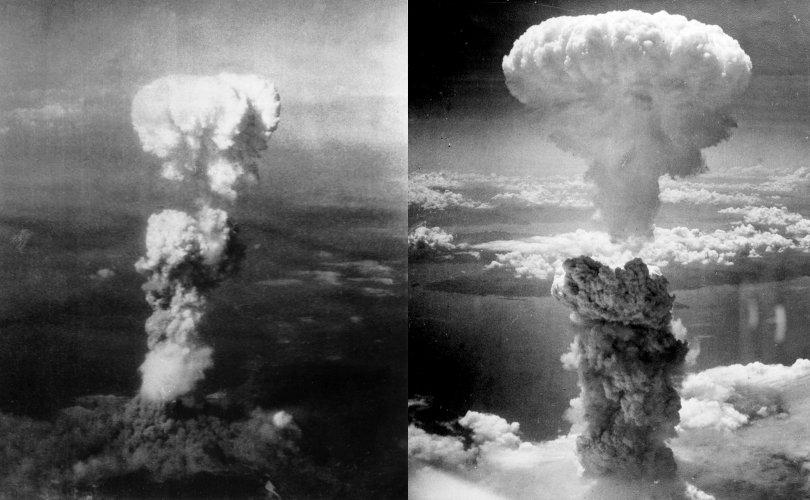 Хирошимагийн атомын бөмбөгдөлтөд хэлмэгдэгсдийн дурсгалыг хүндэтгэв