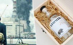 Чернобыльд ургуулсан тариагаар архи нэржээ