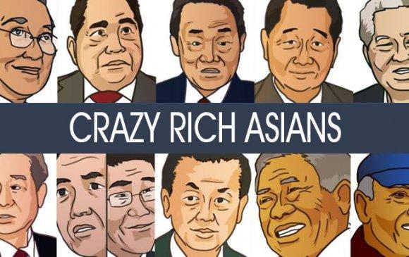 Бодит амьдрал дээрх 'Галзуу баян азиуд'