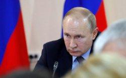 Путин Сибирийн түймэрт зэвсэгт хүчнийг дайчлахыг тушаажээ