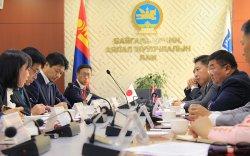 Монгол-Япон Улсын БОАЖ-ын дэд сайд нарын уулзалт боллоо
