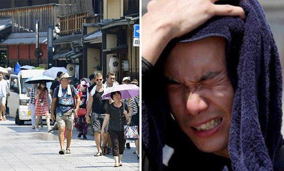 Япон: Хэт халалтын улмаас 23 хүн нас баржээ