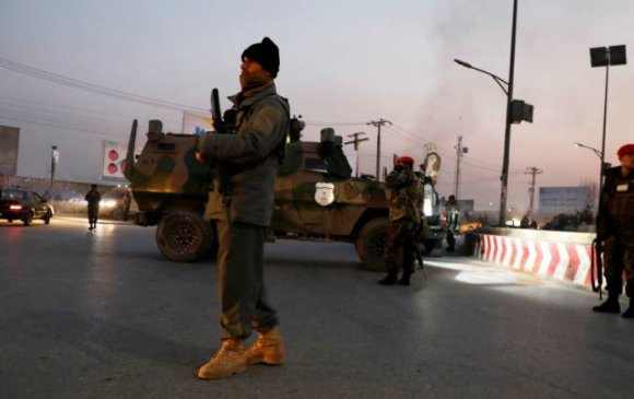 Афганистанд дэлбэрэлт болж, 100 гаруй хүн бэртжээ