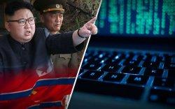 Хойд Солонгос кибер халдлагаар 2 тэрбум ам.доллар хулгайлжээ