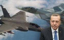 """Эрдоган Оросын шинэ сөнөөгч онгоцонд """"нүд унагав"""""""