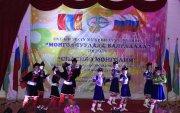 """Орос хүүхдүүд """"Монголчууддаа баярлалаа"""" талархлын концерт тогложээ"""