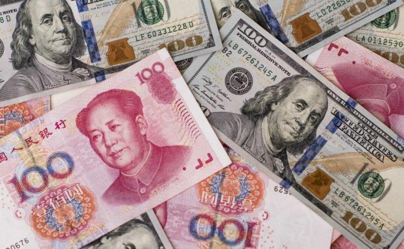 """АНУ Хятад улсыг """"валютын манипулятор"""" гэж зарлав"""
