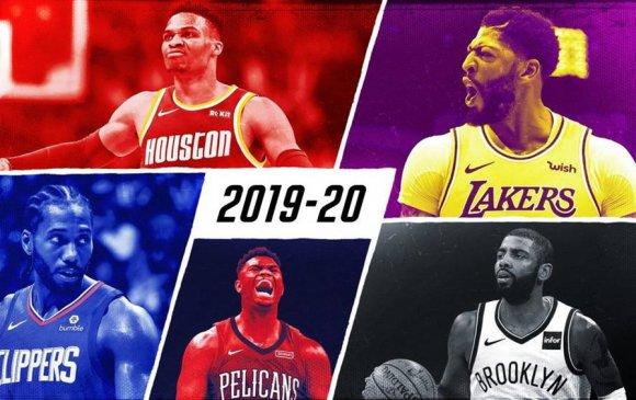 НБА-н улирал Лос-Анжелес хотын багуудын тоглолтоор эхэлнэ