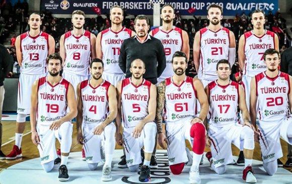 Сагсан бөмбөгийн ДАШТ-ий өмнө: Турк улсын шигшээ баг