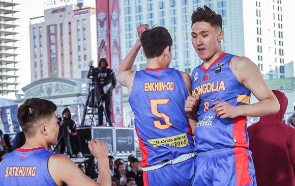 Монголын шигшээ баг эхний тоглолтондоо хожил байгууллаа