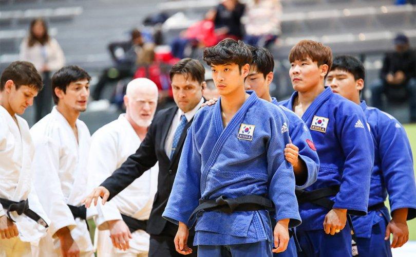 Жүдо бөхийн ДАШТ-д өрсөлдөх Өмнөд Солонгосын шигшээ баг