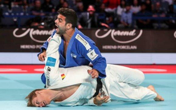 Францын К.Агбеньену 4, Израилын С.Муки анхны алтан медалиа хүртлээ