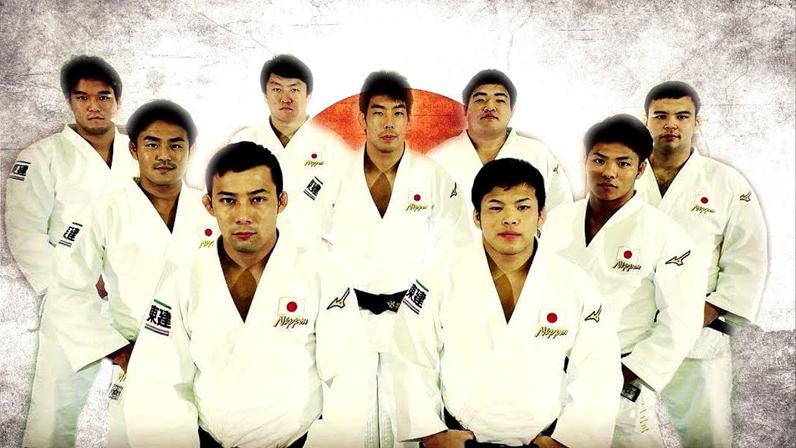 Жүдо бөхийн ДАШТ-д өрсөлдөх Японы шигшээ баг