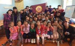 49-р дунд сургууль Тайваний Чэн Кун их сургуулийн хамт олныг хүлээн авлаа
