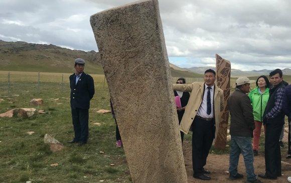 Дэлхийн өвийн шинжээч Монголын өвд техникийн үнэлгээ хийжээ