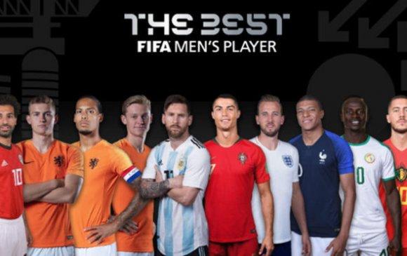 Дэлхийн шилдэг хөлбөмбөгчийн төлөө өрсөлдөх 10 тамирчныг зарлалаа
