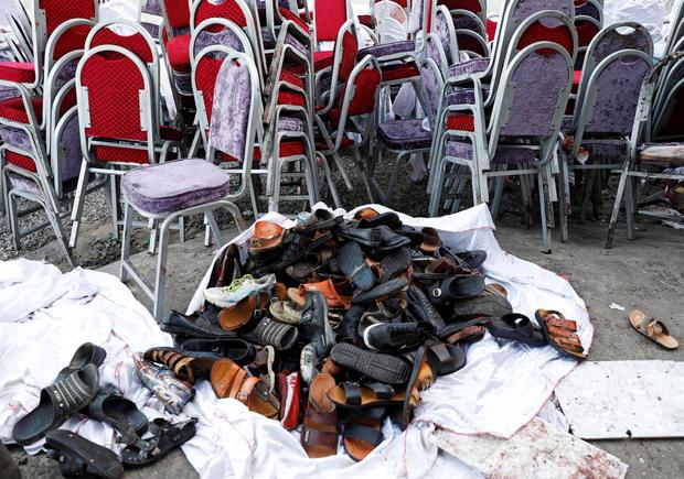 63 хүний аминд хүрсэн халдлагыг Исламын улс бүлэглэл үйлджээ