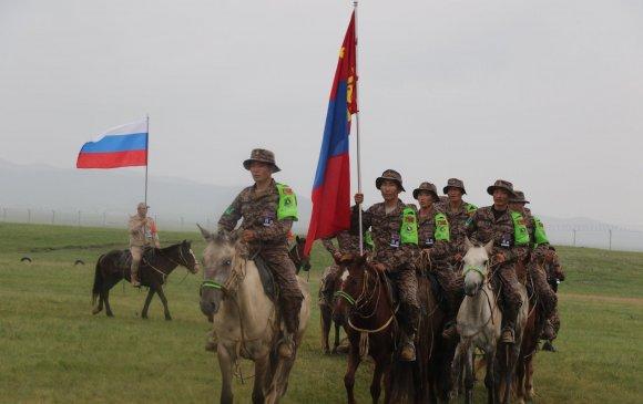 """""""Аравт""""-д Монгол Улсын баг түрүүллээ"""