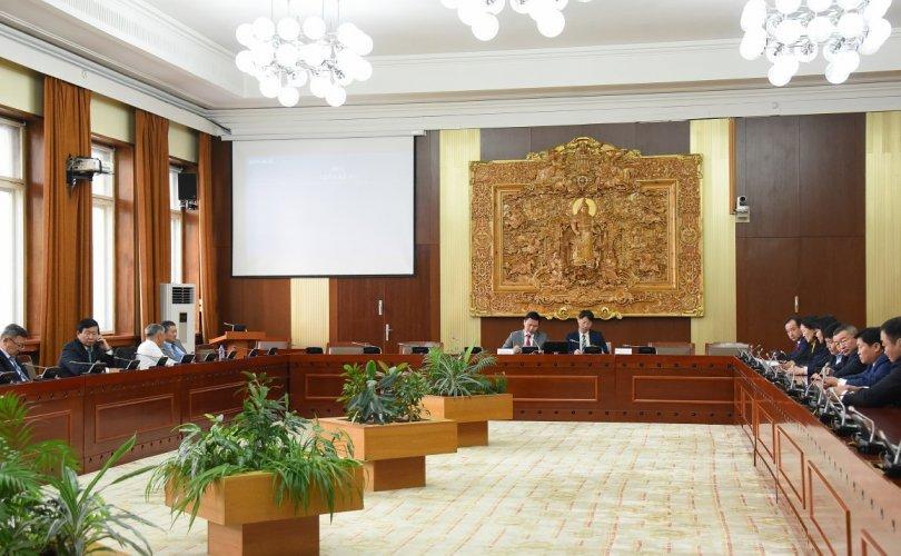Монгол Улс, ОХУ хоорондын гэрээний төслийг зөвшилцлөө