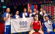 Б.Гантогтох алтан медаль хүртэж, Зүүн Азийн шилдэг тамирчин болжээ