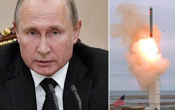 АНУ-ын пуужингийн туршилтад хариу барихыг Путин тушаажээ