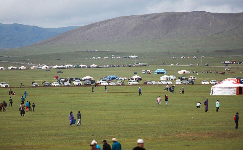 """БОАЖЯ-наас """"Хоггүй, цэвэрхэн Монгол"""" аяныг эхлүүлжээ"""