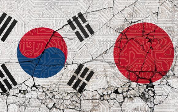"""Япон Өмнөд Солонгосыг """"Цагаан жагсаалт""""-аас хасав"""