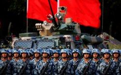 Хятадын цэрэг, техник Хонконгийн хил рүү нэвтэрчээ