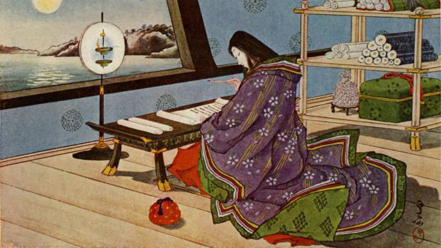 """""""The Tale of Genji"""" дэлхийн анхны роман уу?"""
