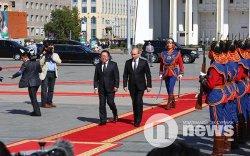 Путин есдүгээр сарын 3-нд Монголд айлчилна