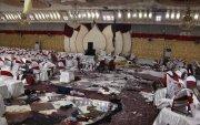 Афганд дэлбэрэлт болж 63 хүн амь үрэгдэв