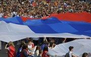 Оросууд төрийн далбааныхаа 350 жилийн ойг тэмдэглэв