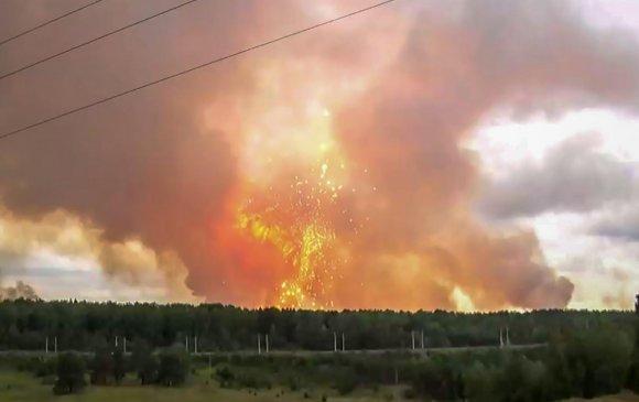 ОХУ: Пуужингийн хөдөлгүүр дэлбэрснээс 5 хүн амиа алдсан гэв