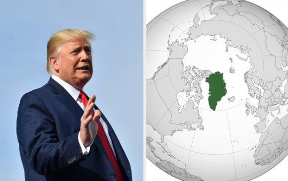 АНУ Грийнландыг худалдаж авахаар санаархаж байна