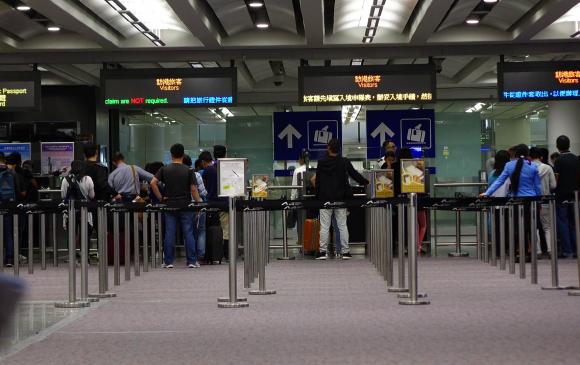 Хонгконгийн нисэх буудлын үйл ажиллагаа хэвийн болжээ