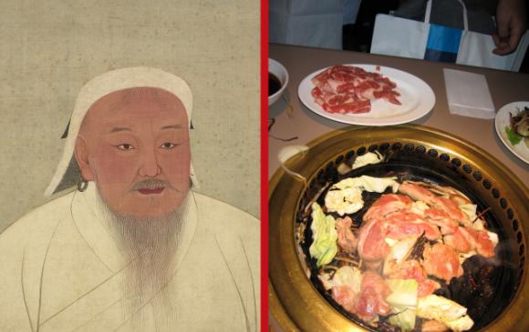 """Япон ресторануудын цэсэнд """"Чингис хаан"""" нэртэй хоол байх нь зохимжгүй"""
