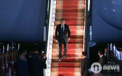 ОХУ-ын Ерөнхийлөгч В.Путин Монголд ирлээ