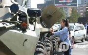 """Афганистанд үүрэг гүйцэтгэж буй цэргүүдийг ар гэртэй нь """"уулзуулав"""""""