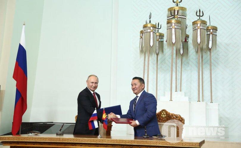Х.Баттулга: Хоёр орны дипломат харилцаа иж бүрэн стратегийн түншлэлд хүрлээ