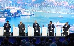 Ерөнхийлөгч Х.Баттулга дорнын эдийн засгийн чуулганд үг хэллээ