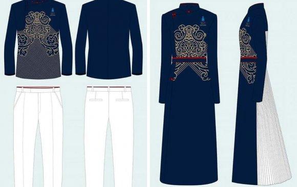 Токио-2020 олимпод оролцох Монгол Улсын тамирчдын хувцасны загварыг танилцууллаа