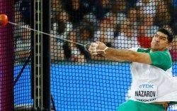 Тажикстаны Д.Назаров допингийн шинжилгээнд бүдэрлээ