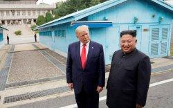 Ким Жон Ун Трампад захидал илгээн, Пёньянд уулзахыг урьжээ