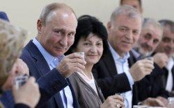 Путин амласнаа биелүүлж, Дагестанд архи уужээ