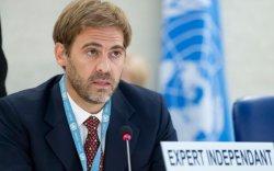 НҮБ-ын бие даасан шинжээч Монгол Улсад ажиллана