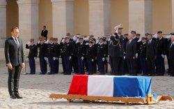 ФОТО: Дэлхийн удирдагчид Жак Ширактай салах ёс гүйцэтгэв