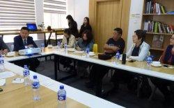 НШУҮИГ-ын дарга Б.Бат-Эрдэнэ БНХАУ-ын Төлөөлөгчдийг хүлээн авч уулзлаа
