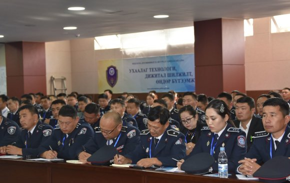 Цагдаа, дотоодын цэргийн анги байгууллагын инженерүүдийн нэгдсэн сургалт болж байна