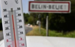 Францад хэт халууны улмаас 1435 хүн нас баржээ