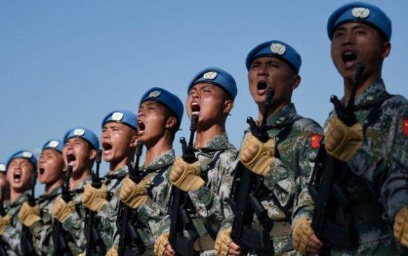 Коммунист намын 70 жил ба Хятадын армийн хүч